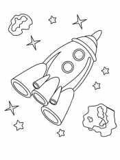 Ракета и метиоры