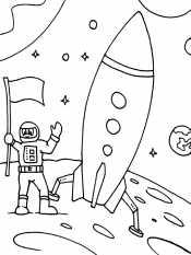Летчик и ракета