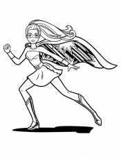Супер принцесса Кара