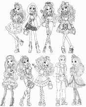 Все персонажи