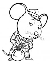 Мышонок Майк