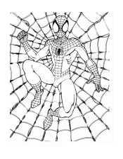 Рисунок супергерои