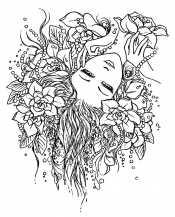 Картинка Антистресс для девочек