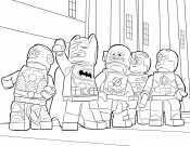 Герои лего
