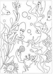 Картинка Подводный мир