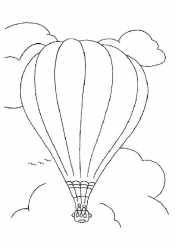 Картинка Воздушный шар
