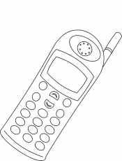 Картинка телефон