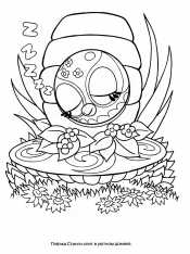 Пчелка Стинги