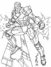 Железный человек для мальчиков