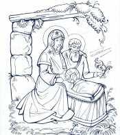 Рождество Христово для детей