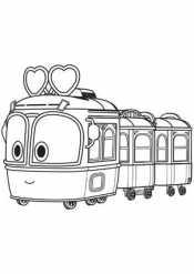 Поезд Сэлли