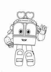 Роботы поезда Сэлли