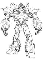 Трансформер робот Бамблби