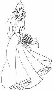 Блум невеста