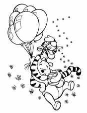 Винни и тигра