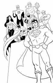 Команда лиги справедливости