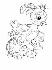 Птенец жар-птицы
