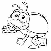 Милый жук