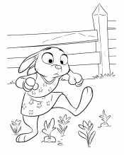 Джуди в детстве
