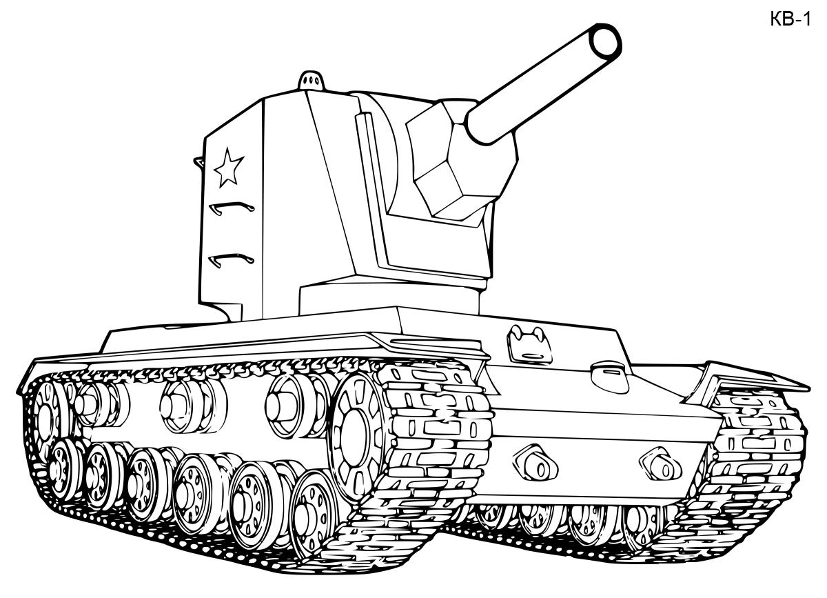 раскраски танки детские раскраски распечатать бесплатно