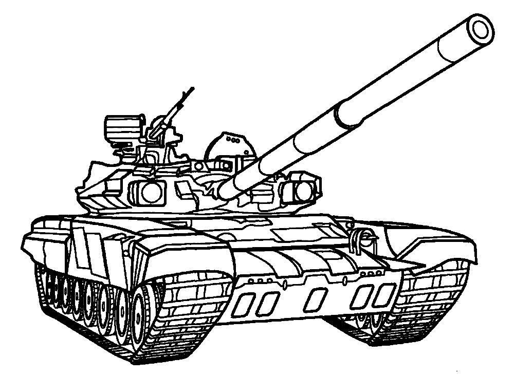 раскраска танк онлайн моды Wargaming