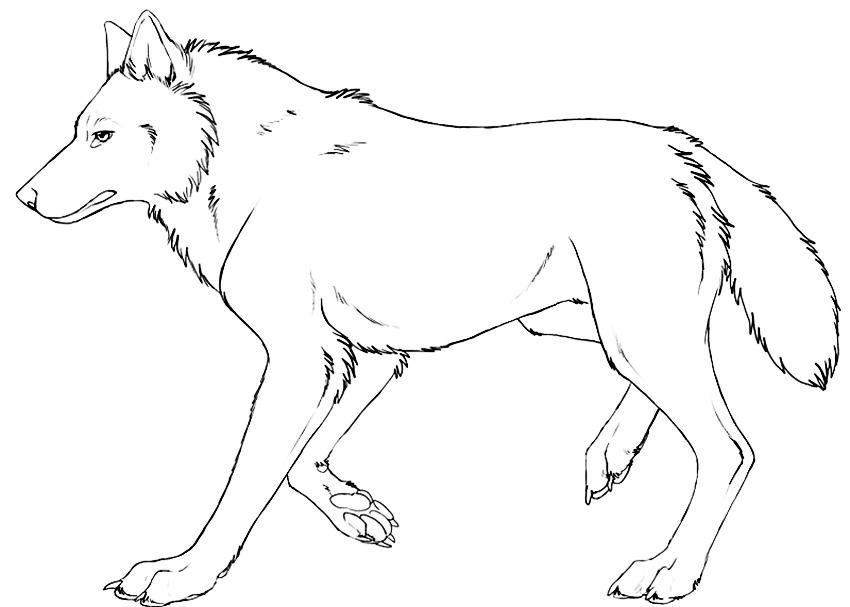 красный волк картинки распечатать кекс мультиварке